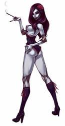 WoW: Lady Pyrelinae by ryumo