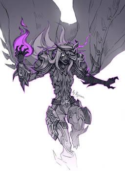 WoW: Warden Shadownight