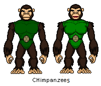 Planet Of The Apes C by digikevin10