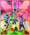 Welcome to the Neon Circus
