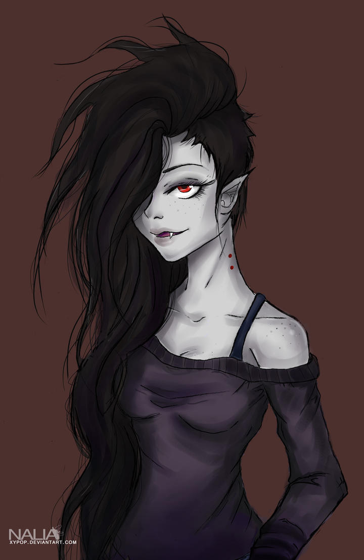 Marceline by Xypop