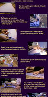 Sasuke Purple Rope Tutorial