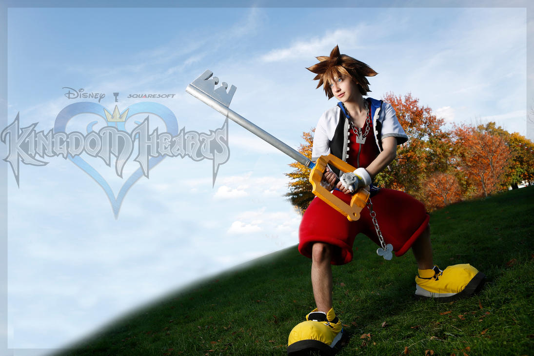 Kingdom Hearts: Where the story begins by Faxen
