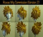 Commission::Roxas Wig 2