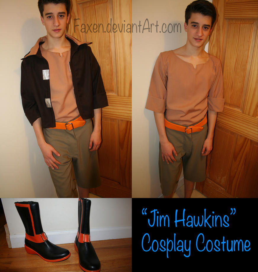 Commission::Jim Hawkins Costume by Faxen