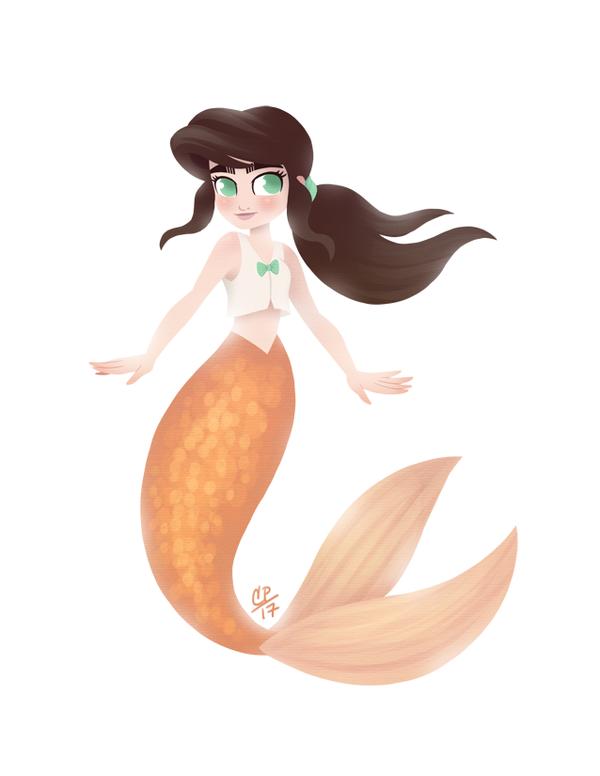 Princess Melody - Little Mermaid 2 by courtneymermaid