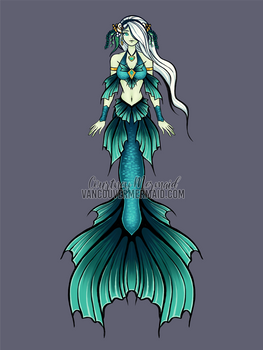 Leilani Seadragon Mermaid Adoptable