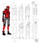Spider-Man Redesigns