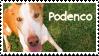 Podenco Stamp by VortexDragon36