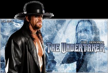 The Undertaker by xFireBlastx