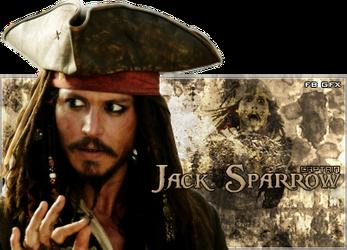 Jack Sparrow by xFireBlastx