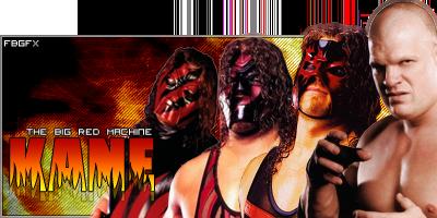 Kane eras by xFireBlastx