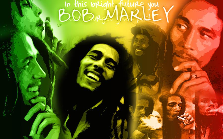 Bob Marley Poster by KanyeKnievel on DeviantArt