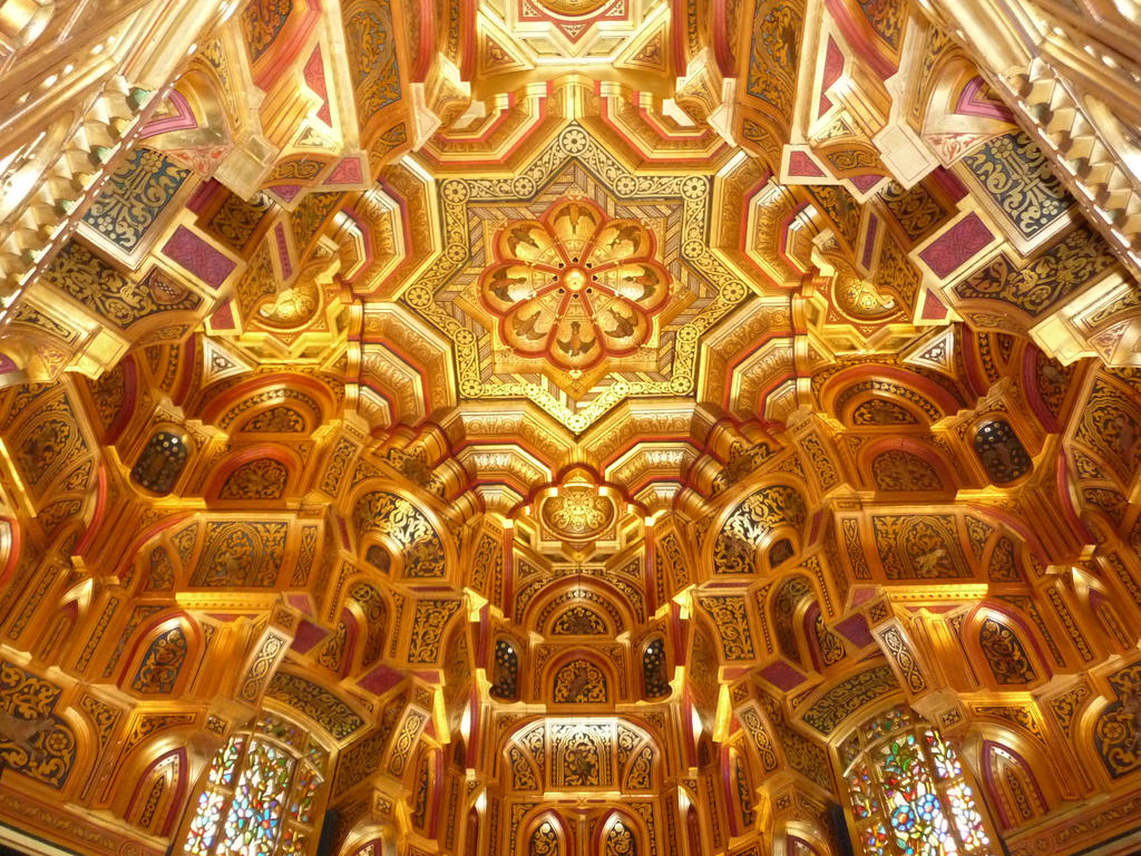 Ceiling Of Gold By M A Capelsion ...