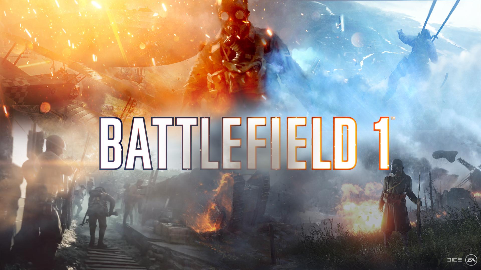 Battlefield 1 Fan Art Wallpaper By Eqium Watch Games
