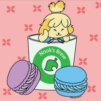 Fan Art Animal Crossing by RetroGirlsStuff