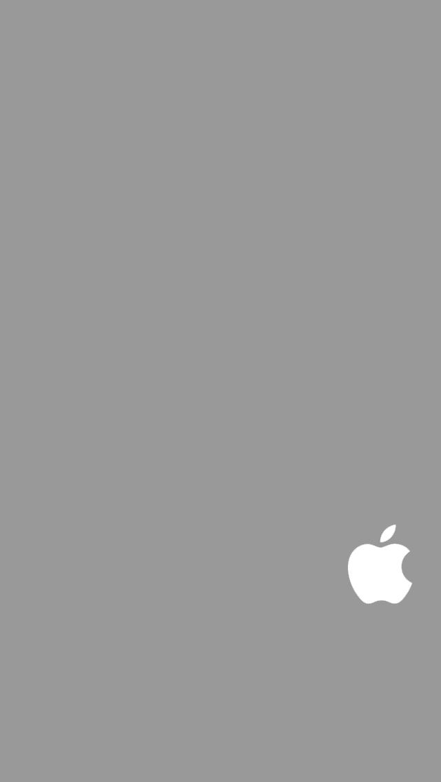 IPhone 5 5S 5C Apple Logo Wallpaper By SimpleWallpapers