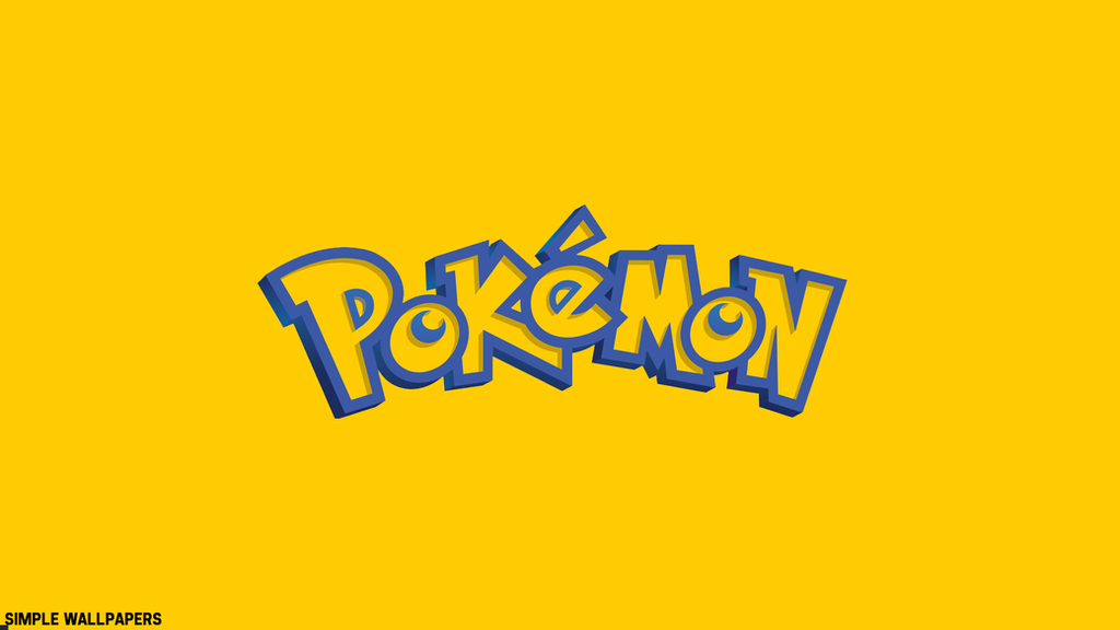 Pokemon Logo Wallpaper 360560670