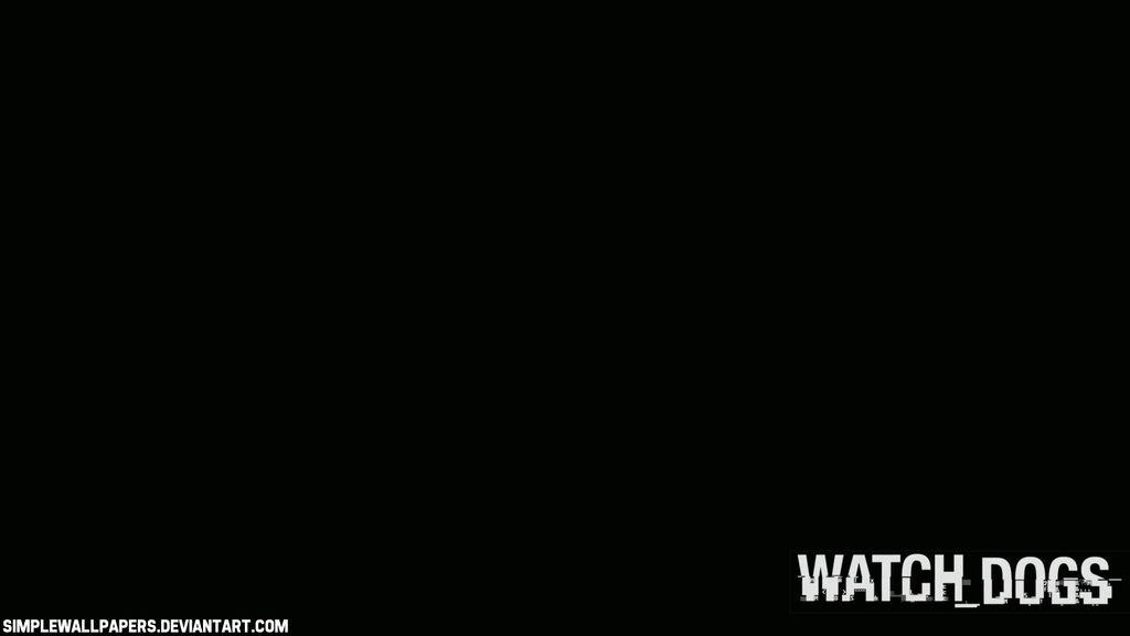 Watchdogs Logo Wallpaper By Simplewallpapers On Deviantart
