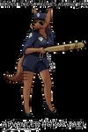 Officer Jane by MrMcArthur