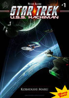 USS HACHIMAN issue 1 by Sgrum