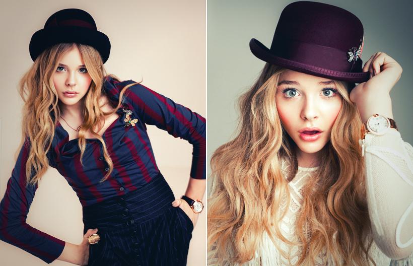 Chloe G Moretz by semut05