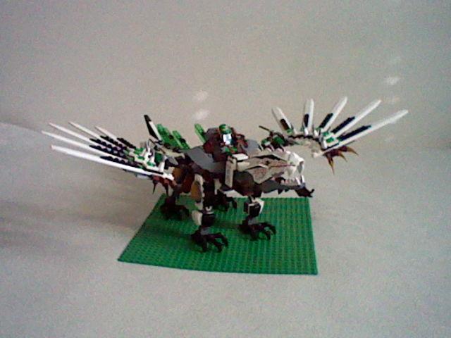 Epic Dragon ''New Version'' by DanteZX
