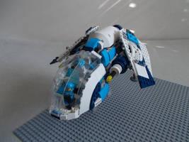 Galactic Titan ''Gunship'' by DanteZX