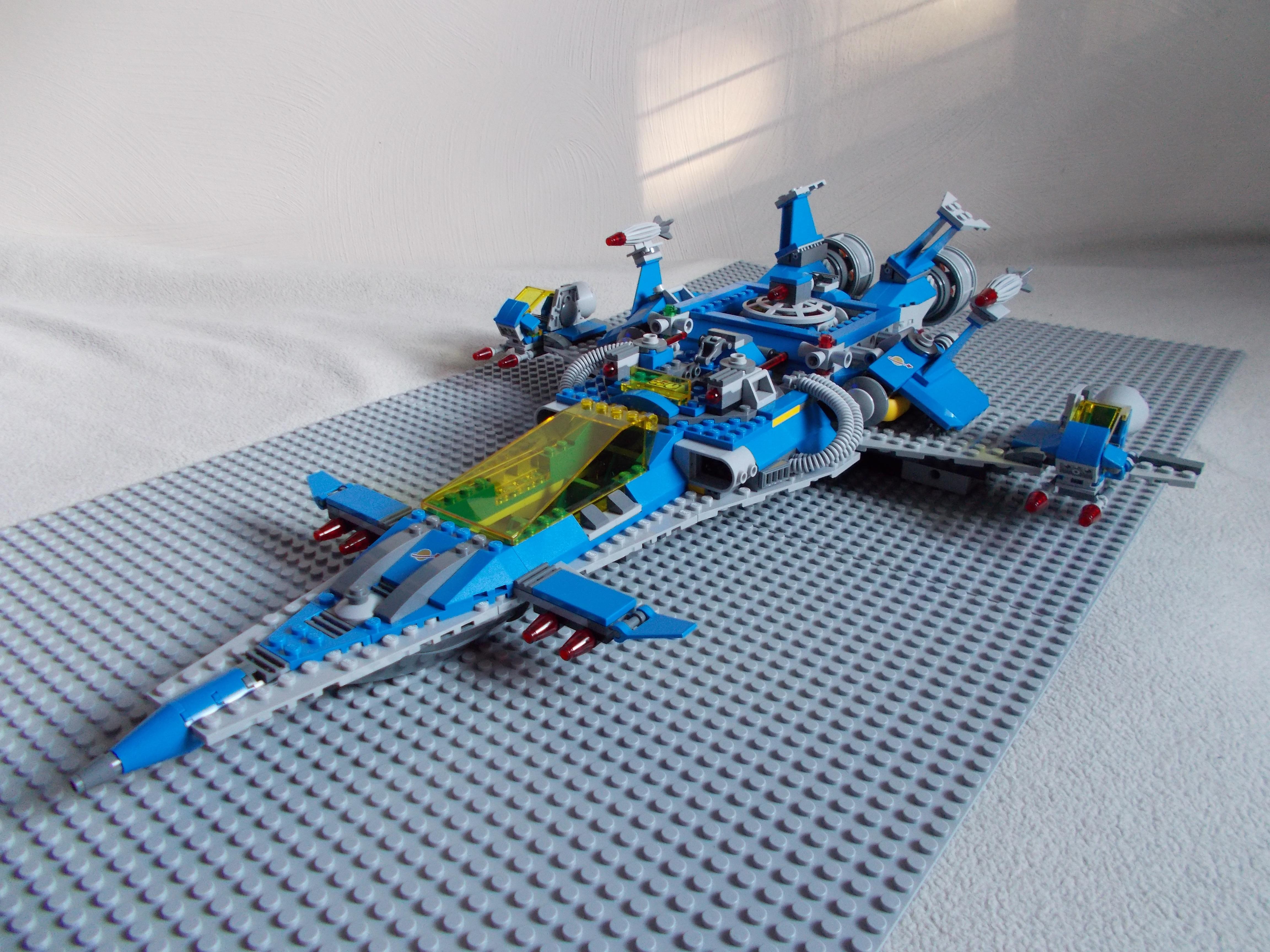 T.L.M. ''Benny's Spaceship Spaceship SPACESHIP'' by DanteZX