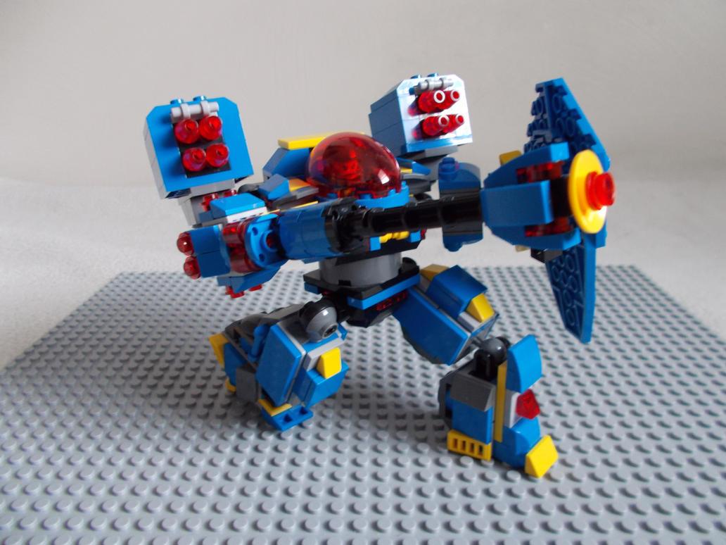 T.A.V. GOLEM Mk.III by DanteZX