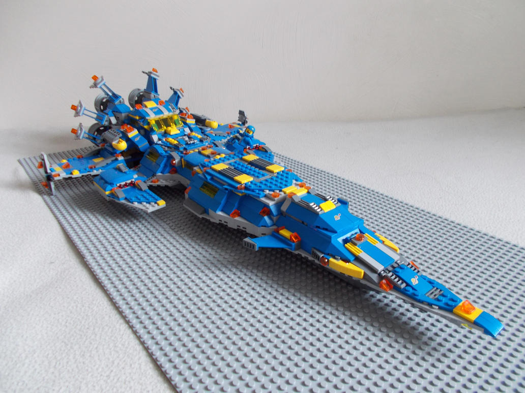 Benny's Galaxy Explorer by DanteZX