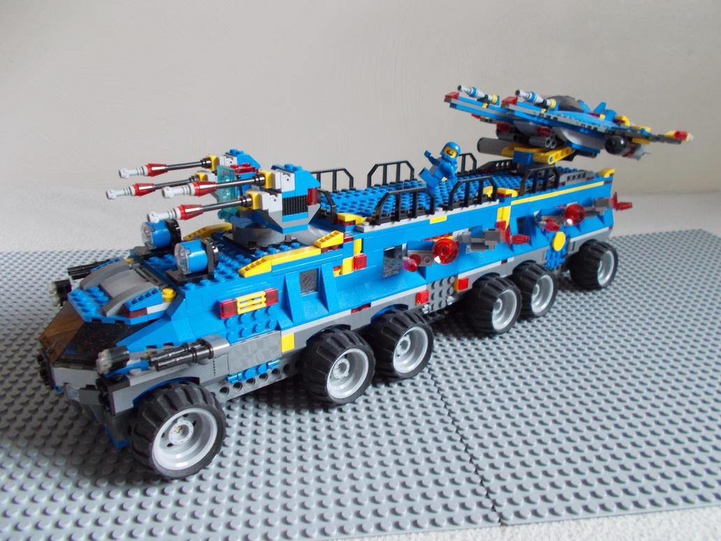 The Liberator Mk.III by DanteZX