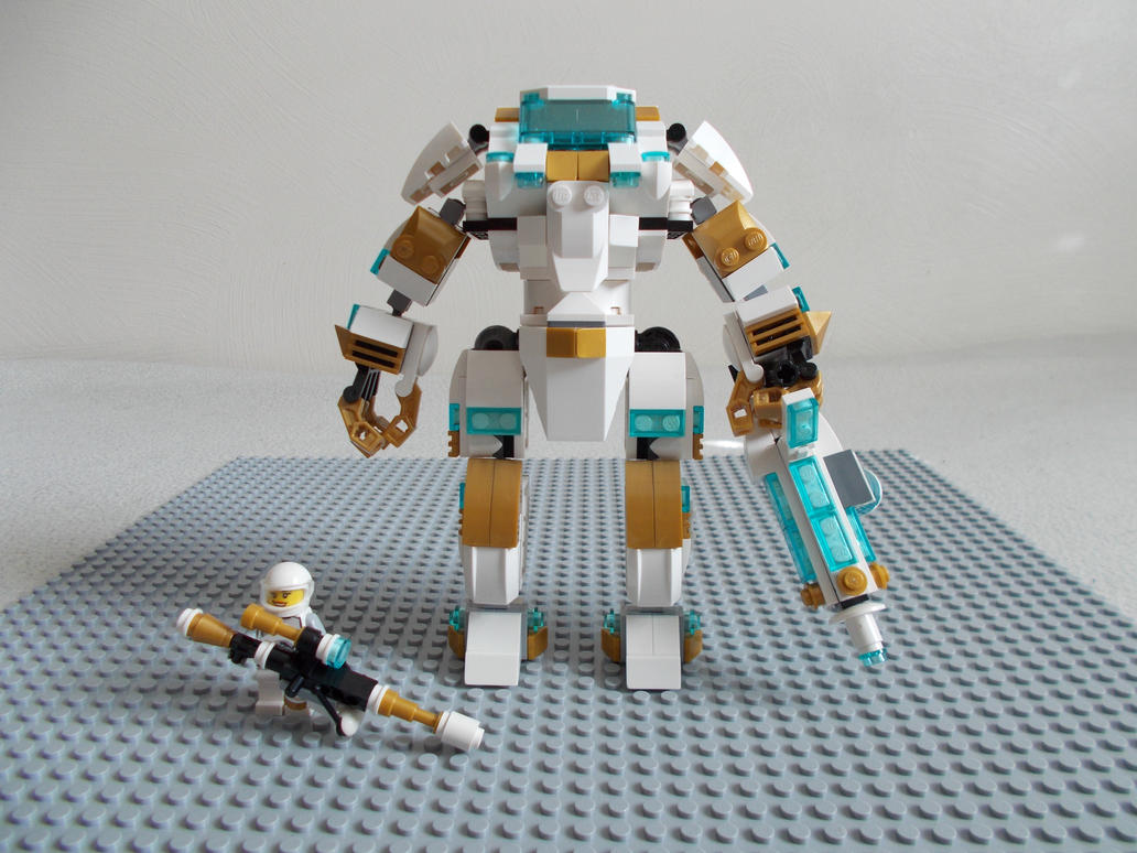 COMISSION ''E.A.-81 Progenitor Mobile Suit'' by DanteZX