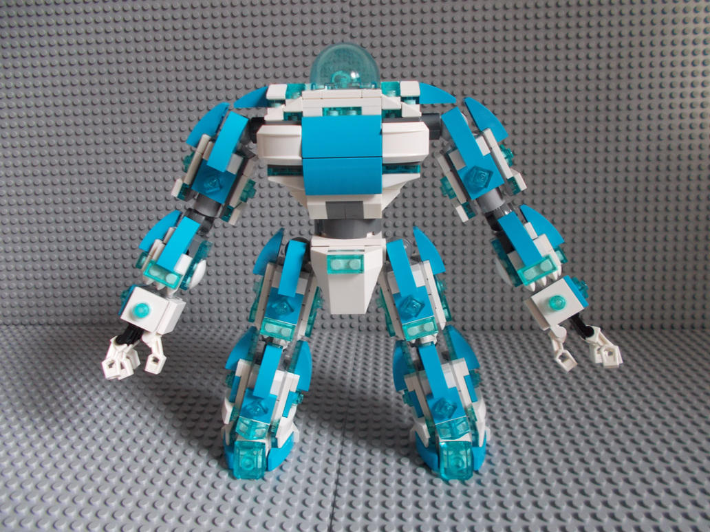 G.R.V.- 01 Galactic Titan by DanteZX