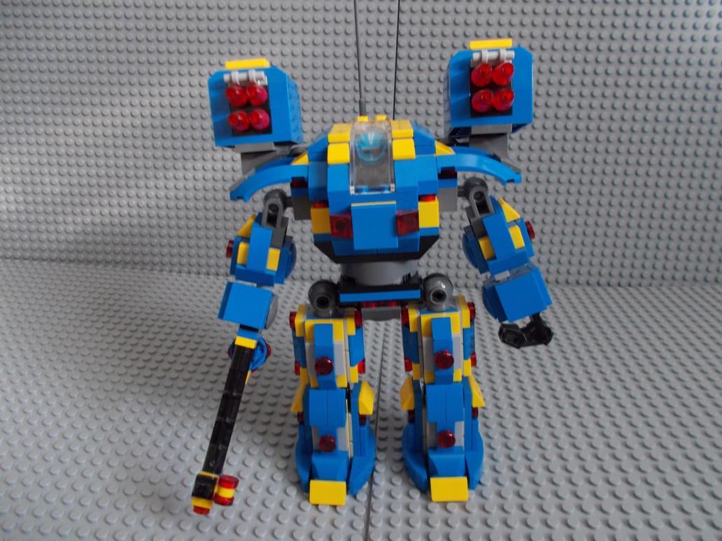 T.A.V. GOLEM Mk. IV by DanteZX