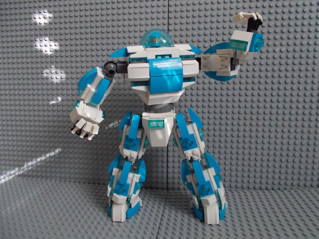Galactic Titan NEW ARMS by DanteZX