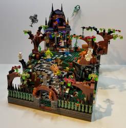 Lego Haunted Mansion