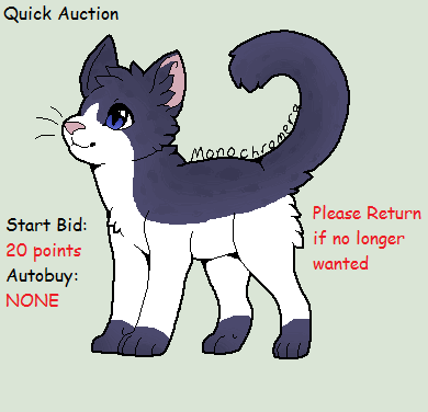 24 HOUR AUCTION - SB 20 POINTS - OPEN by samsocksadopts
