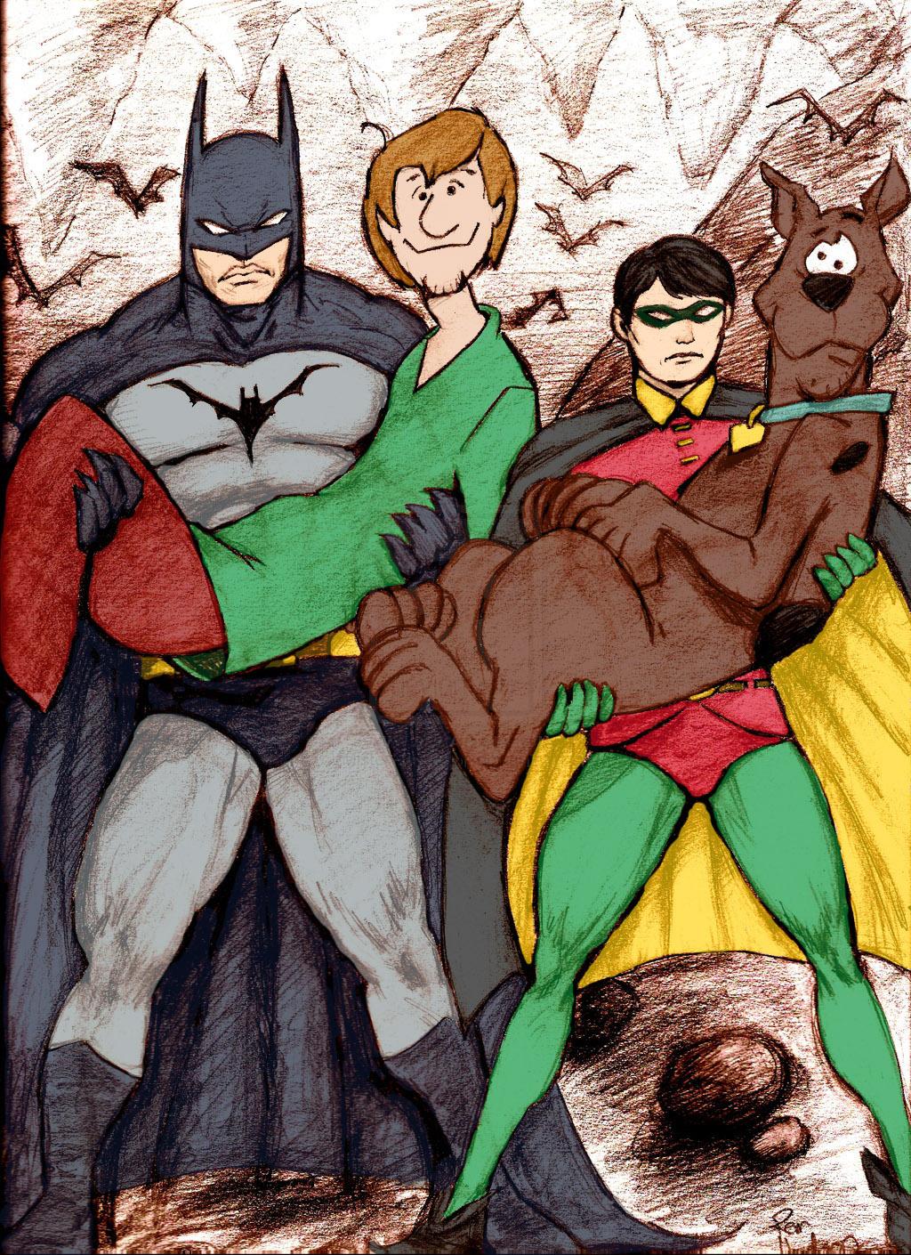 Scooby doo rencontre jeannie