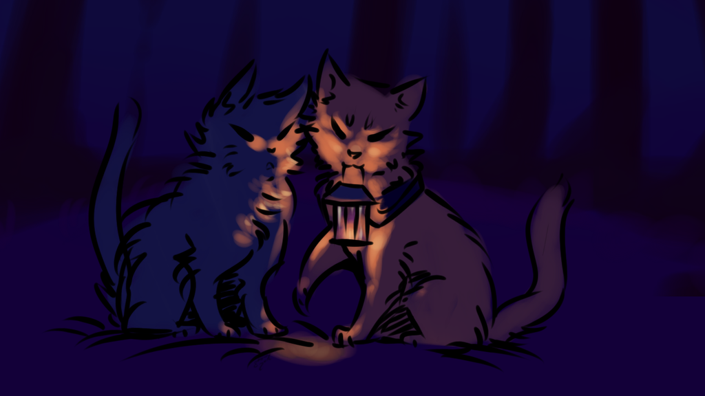 Sharing the Light by Sno-wy on DeviantArt Sharing The Light