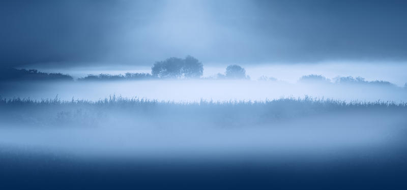 fog waves by dSavin
