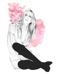 Bad Girl by Nazgrelle