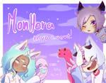 (CLOSED) 72 hour MonHera MYO event by AmeliaGrayson