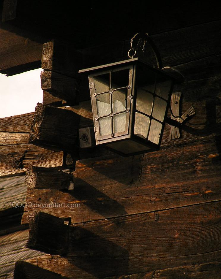 Lamp Post by iQOQO
