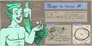 River the Mer-Sir
