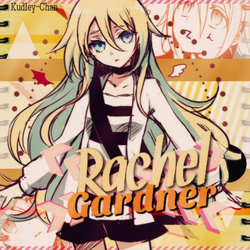 Icono - Rachel Gardner by Kudly-Chan