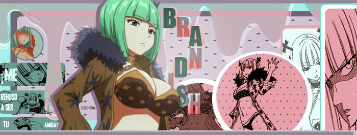 Brandish - Portada Facebook by Kudly-Chan