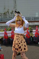 Kemono Friends Serval Cosplay Anime Japan by GmanCommand
