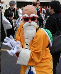 Dragon Ball Muten-Roshi Cosplay Anime Japan by GmanCommand