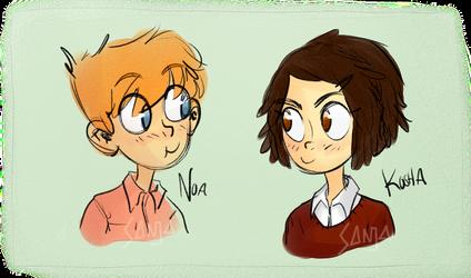 Noa and Kosha